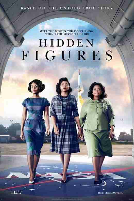 Movies with empowered female leads - Hidden Figured Review